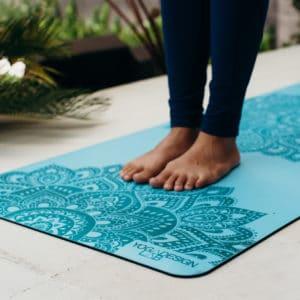 Tappetino Yoga Infinity 5,0 mm - Mandala Aqua