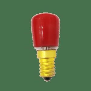 lampadina rossa